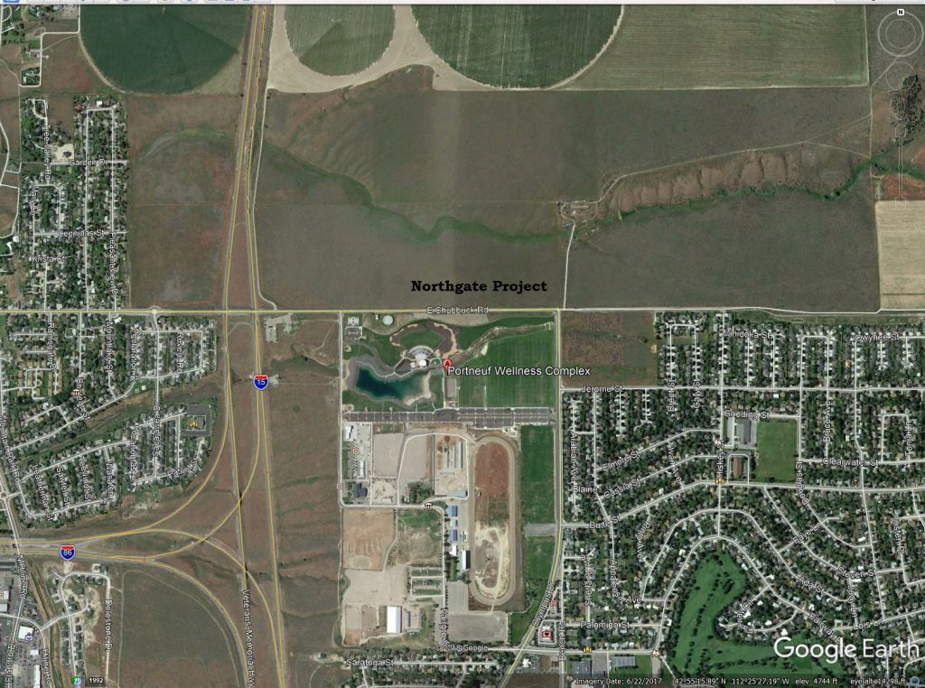 Northgate Project-Google Earth